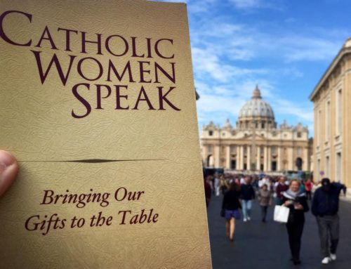 Catholic Women Speak – Synod Book
