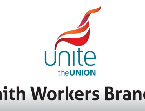 Trade Union Representation for Faith Workers by Colette Joyce