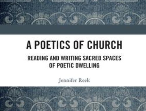 CWS Member Jennifer Reek's New Book