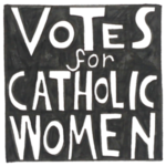 VotesForCatholicWomen