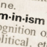 Dictionary definition of word feminism