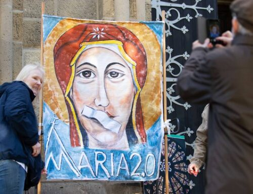 The CDF and Maria 2.0 – Statement by the Catholic Women's Council
